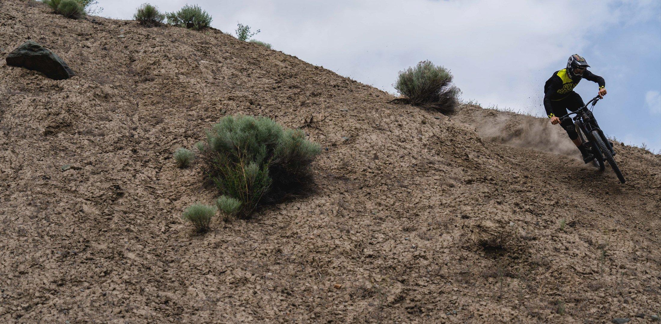 Evil Wreckoning LB in der Wüste