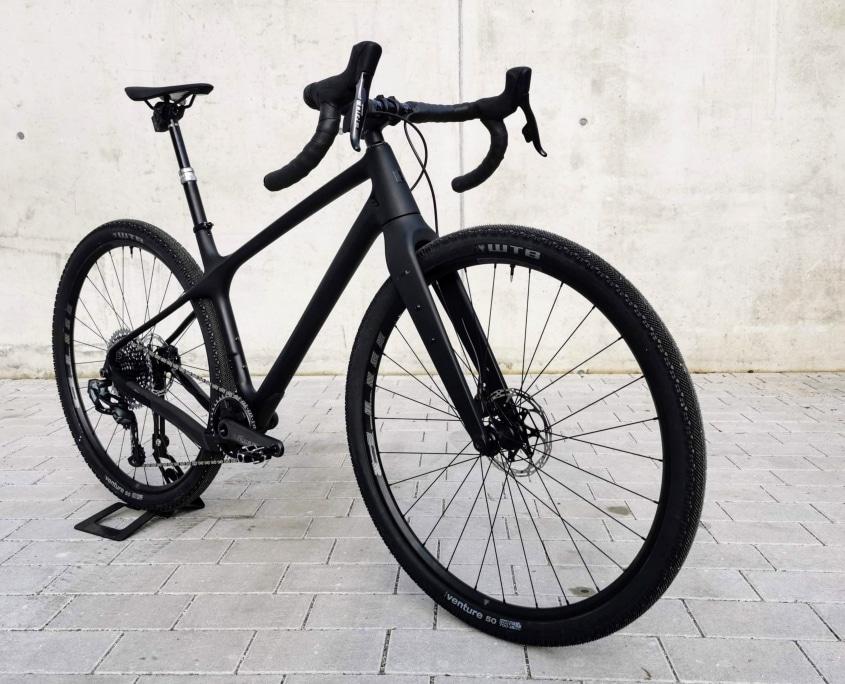 Evil Chamois Hagar AXS Testbike size small