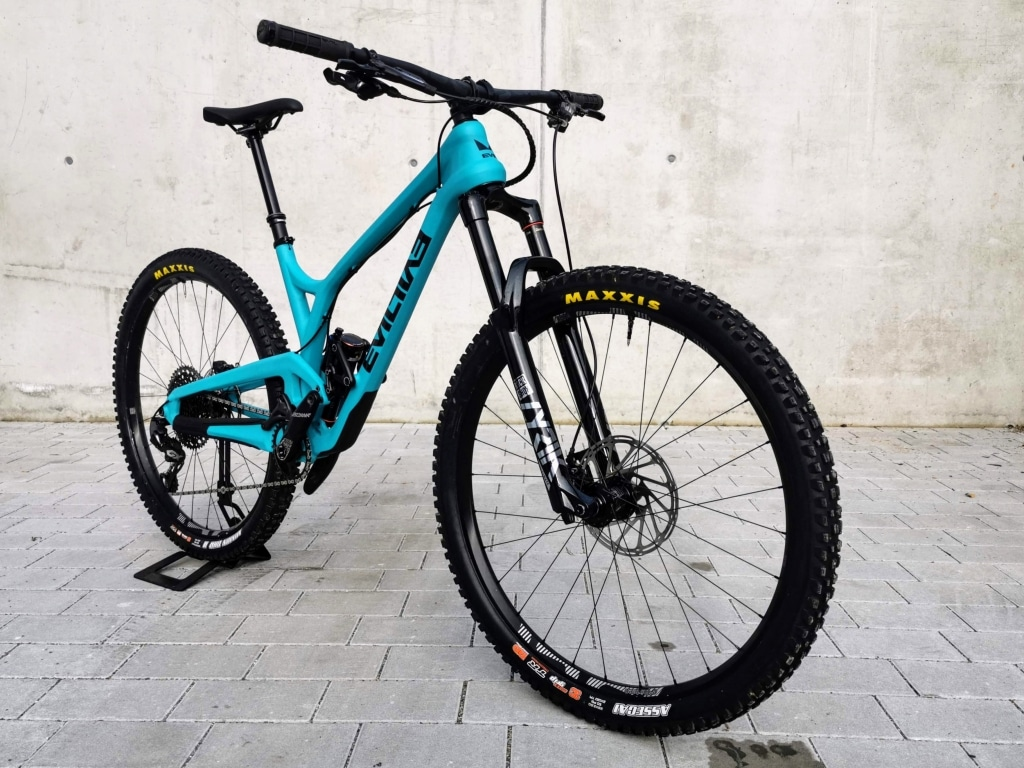 Evil Offering Testbike GX size large