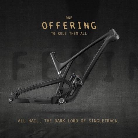 Evil Offering 2021 Frameset banner